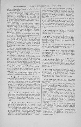 Tome 16 : Du 31 mai au 8 juillet 1790 - page 151