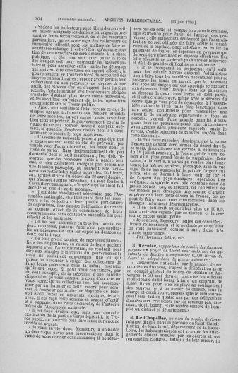 Tome 16 : Du 31 mai au 8 juillet 1790 - page 204