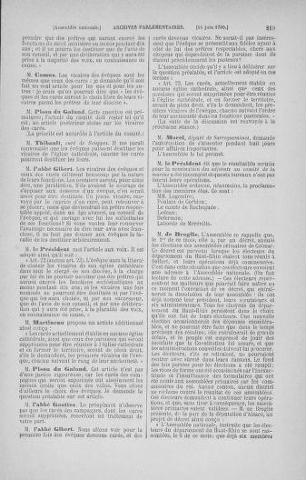 Tome 16 : Du 31 mai au 8 juillet 1790 - page 219