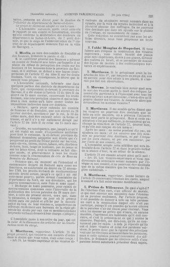 Tome 16 : Du 31 mai au 8 juillet 1790 - page 221