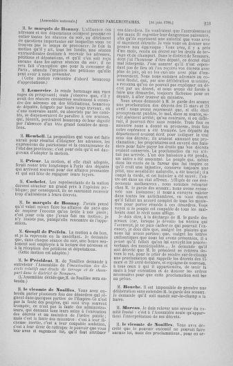 Tome 16 : Du 31 mai au 8 juillet 1790 - page 233