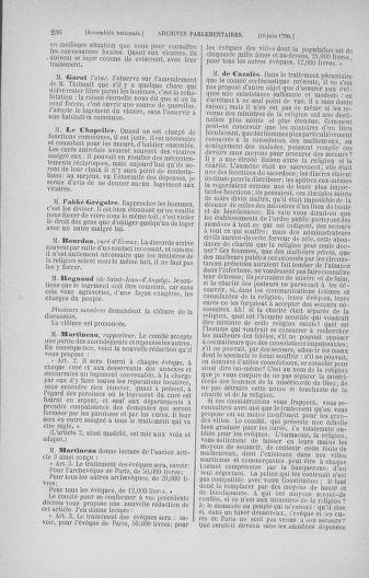 Tome 16 : Du 31 mai au 8 juillet 1790 - page 236