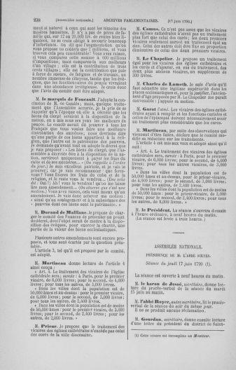 Tome 16 : Du 31 mai au 8 juillet 1790 - page 238