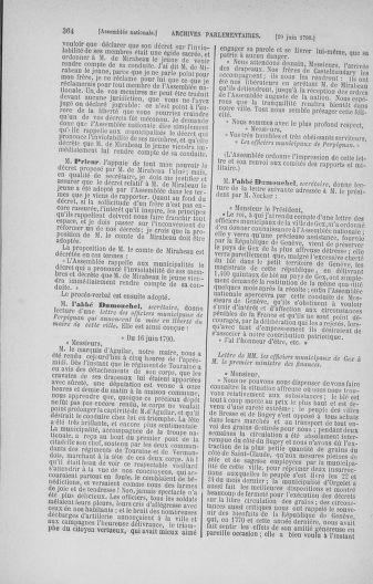Tome 16 : Du 31 mai au 8 juillet 1790 - page 364