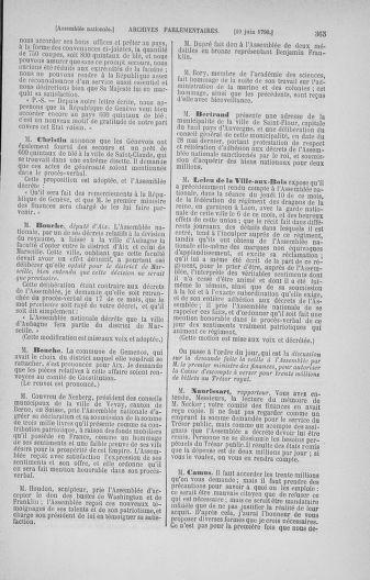 Tome 16 : Du 31 mai au 8 juillet 1790 - page 365