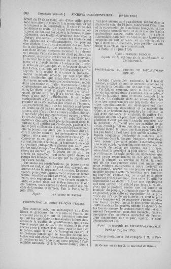 Tome 16 : Du 31 mai au 8 juillet 1790 - page 380