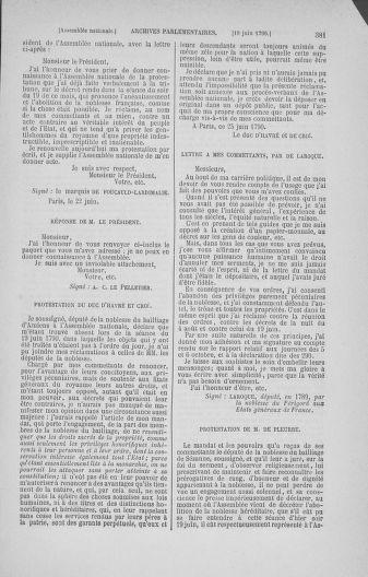 Tome 16 : Du 31 mai au 8 juillet 1790 - page 381
