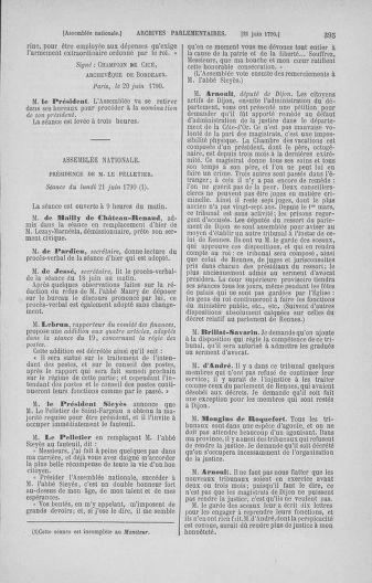 Tome 16 : Du 31 mai au 8 juillet 1790 - page 395