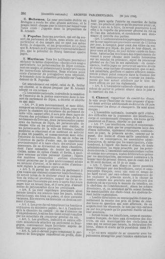 Tome 16 : Du 31 mai au 8 juillet 1790 - page 396