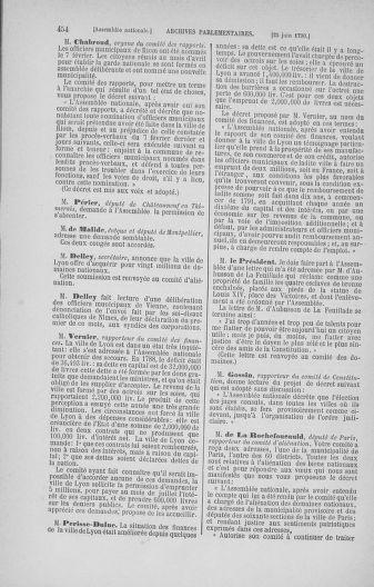 Tome 16 : Du 31 mai au 8 juillet 1790 - page 454