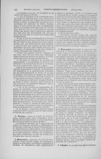 Tome 16 : Du 31 mai au 8 juillet 1790 - page 466