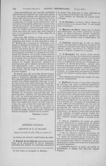 Tome 16 : Du 31 mai au 8 juillet 1790 - page 528