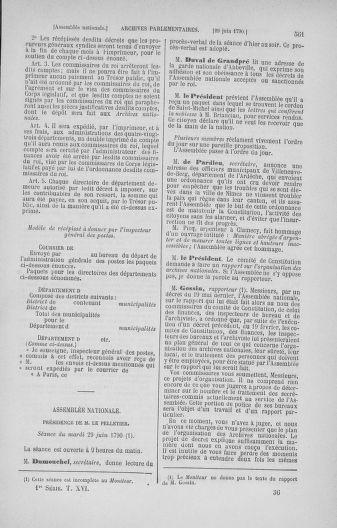Tome 16 : Du 31 mai au 8 juillet 1790 - page 561