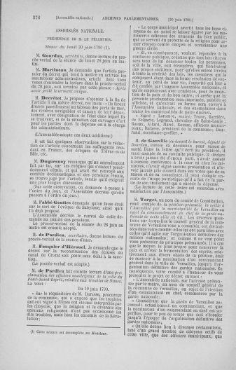 Tome 16 : Du 31 mai au 8 juillet 1790 - page 576