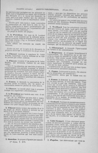 Tome 16 : Du 31 mai au 8 juillet 1790 - page 577