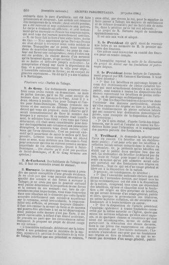 Tome 16 : Du 31 mai au 8 juillet 1790 - page 600