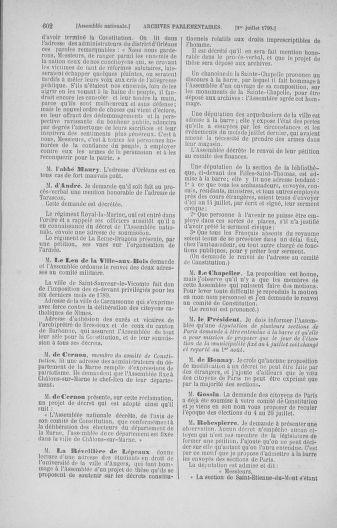 Tome 16 : Du 31 mai au 8 juillet 1790 - page 602