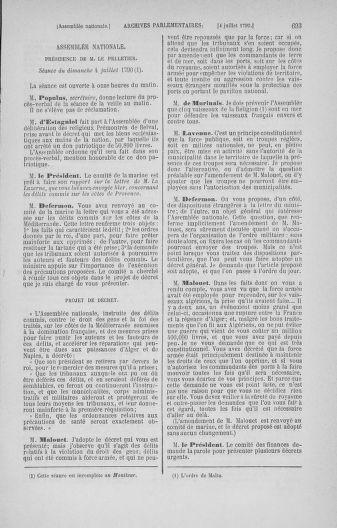 Tome 16 : Du 31 mai au 8 juillet 1790 - page 693