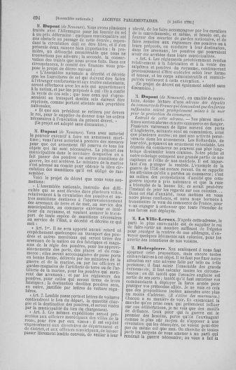 Tome 16 : Du 31 mai au 8 juillet 1790 - page 694