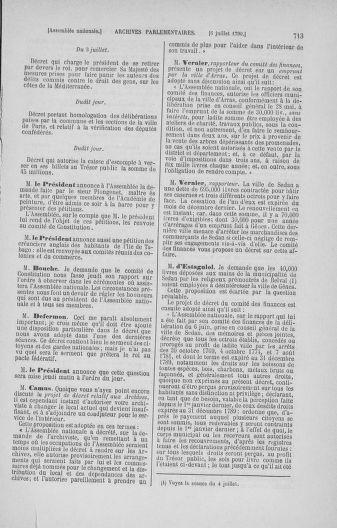 Tome 16 : Du 31 mai au 8 juillet 1790 - page 713