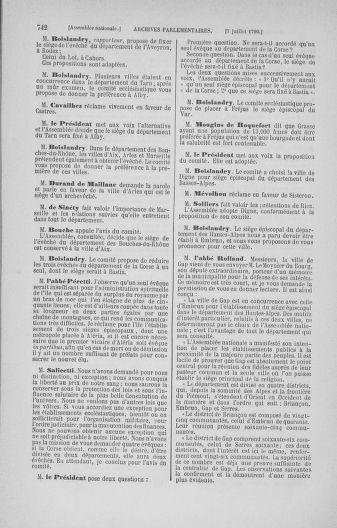 Tome 16 : Du 31 mai au 8 juillet 1790 - page 742