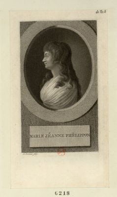 Marie Jeanne Phélippon [estampe]
