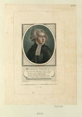 M. Poncet d'Elpech avocat et conseiller de <em>Montauban</em>, député du Quercy... : [estampe]