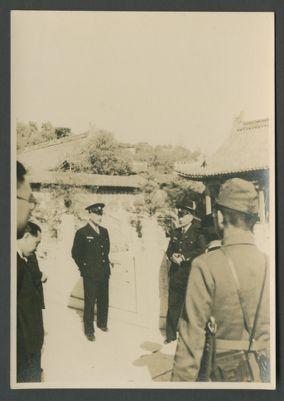 Wang Jingwei in Beijing