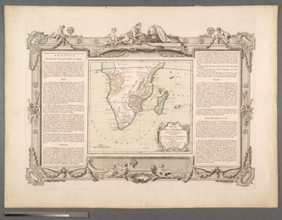 Cape Of Good Hope Maps Of Africa An Online Exhibit Spotlight At
