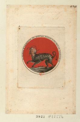 Son Excellence M. la baronne de Korf parti furtivement de Paris dans la nuit du 20 au 21 juin 1791 [estampe]