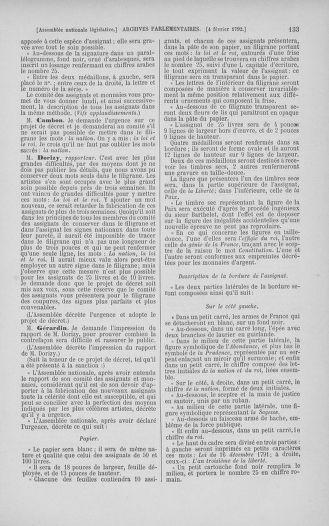 Tome 38 : Du 29 janvier au 21 février 1792 - page 133