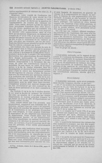 Tome 38 : Du 29 janvier au 21 février 1792 - page 250