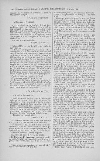 Tome 38 : Du 29 janvier au 21 février 1792 - page 326