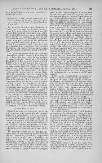 Tome 38 : Du 29 janvier au 21 février 1792 - page 377