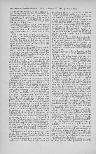 Tome 38 : Du 29 janvier au 21 février 1792 - page 384