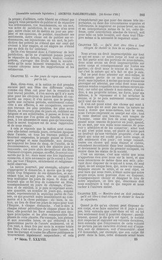 Tome 38 : Du 29 janvier au 21 février 1792 - page 385