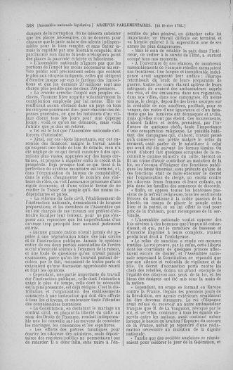 Tome 38 : Du 29 janvier au 21 février 1792 - page 568