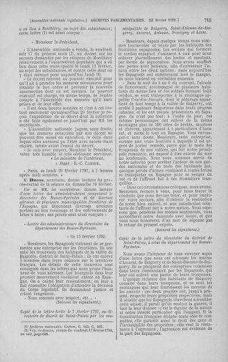 Tome 38 : Du 29 janvier au 21 février 1792 - page 715