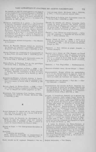 Tome 38 : Du 29 janvier au 21 février 1792 - page 773