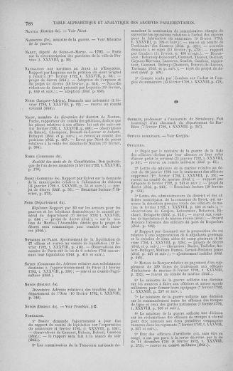 Tome 38 : Du 29 janvier au 21 février 1792 - page 788