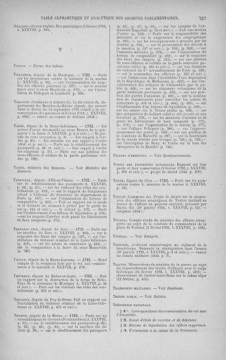 Tome 38 : Du 29 janvier au 21 février 1792 - page 797