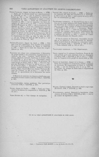 Tome 38 : Du 29 janvier au 21 février 1792 - page 800
