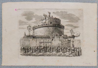 Castel S. Angelo, esterno
