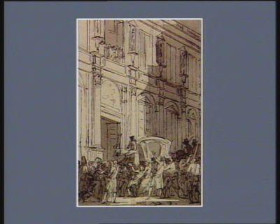 [Deuxième événement du dix-sept juillet 1789] [dessin]