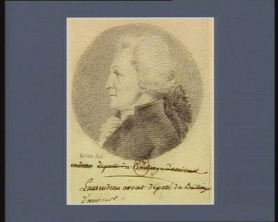 Laurendeau avocat député du bailliage d'Amiens : [dessin]
