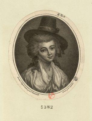 M. Anne Charlotte Corday, ci-devant d'Armans [estampe]