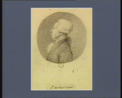 Comte de Bournazel [dessin]