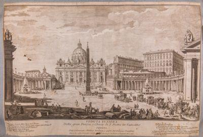 S. Pietro in Vaticano, veduta generale