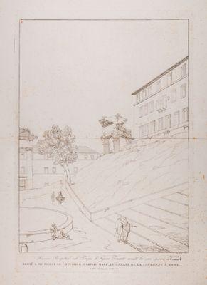 Tempio di Vespasiano e Clivio Capitolino