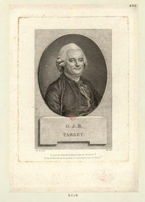 G.J.B. Target [estampe]